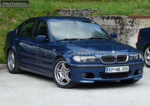 M-Pack style (Sedan, Touring) ABS BigTuning.de