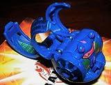 BAKUGAN VESTROIA NEW LOOSE AQUOS BATTLE DAMAGED BLUE DUAL ELFIN
