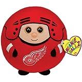 Ty Beanie Ballz Detroit Red Wings Plush, NHL