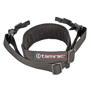Tamrac N45 Leather Padded QuickRelease Camera Strap (Black)