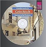 Reise Know-How Kauderwelsch AusspracheTrainer Griechisch (Audio-CD): Kauderwelsch-CD
