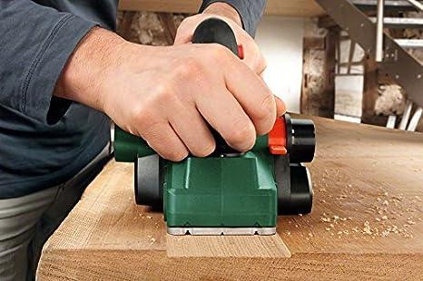 Bosch PHO 2000 - Cepillo eléctrico (680 W, cuchillas de cepillo, en caja de cartón)
