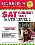 Barron's SAT Subject Test: Math Level...