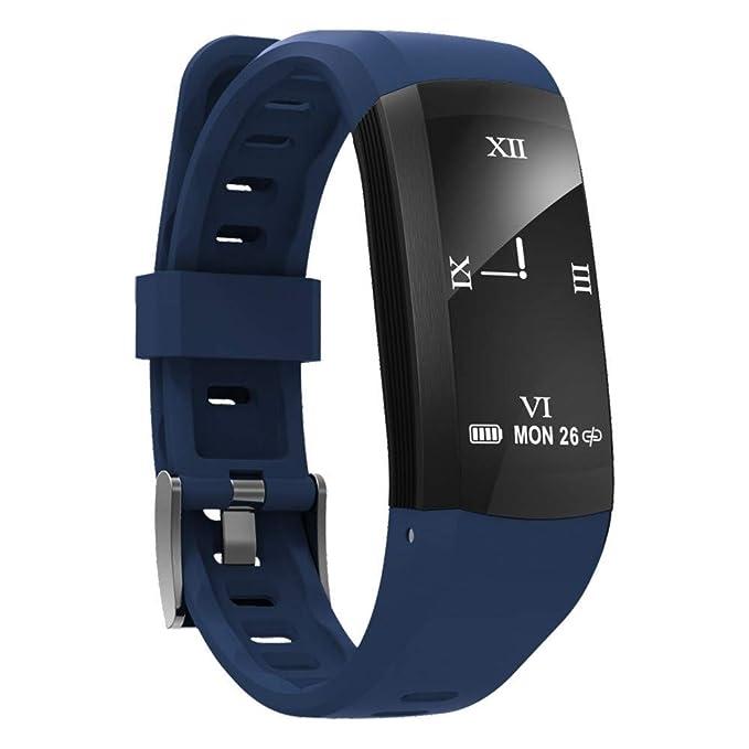 Btruely Smartwatch con Pulsómetro, Reloj Deportivo con ...