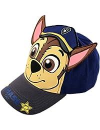 Toddler Boys' Paw Patrol Character Cotton Baseball Cap, Age 2-4