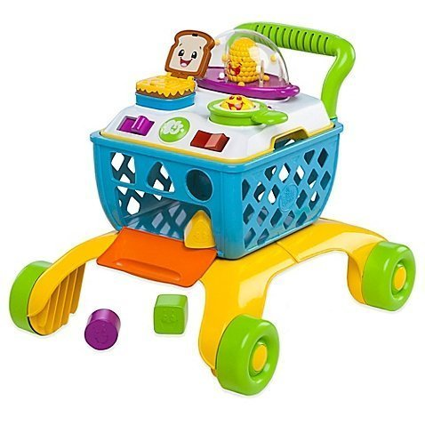 Bright StartsTM Giggling GourmetTM 4-in-1 Shop 'n Cook WalkerTM