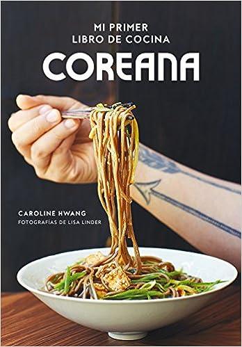 libro de cocina coreano