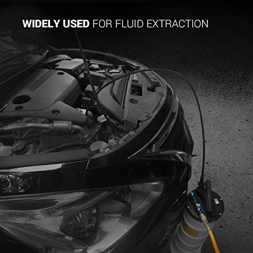 EWK Pneumatic / Manual 15 Liter Oil Changer Vacuum Fluid Extractor Pump Tank Remover by EWK (Image #3)