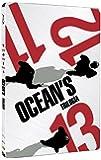 La Trilogía Ocean's - Pack 3 Discos Steelbook [Blu-ray]