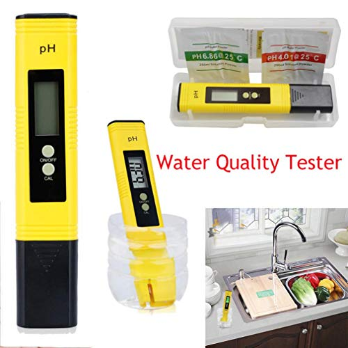 Hot Sale!DEESEE(TM)Electric Digital PH Meter Tester Pocket Water Hydroponics Pen Aquarium Pool Test