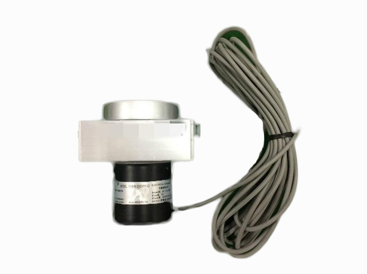 small type MPS-S-850mm-V1/V2 rope displacement sensor linear position transducer linear wire potentiometer 850mm stroke