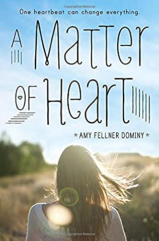 book cover of A Matter of Heart