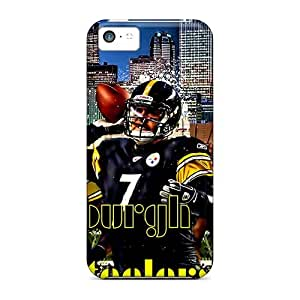 Iphone High Quality Tpu Case/ Pittsburgh Steelers LpW1610Mfvg Case Cover For Iphone 5c