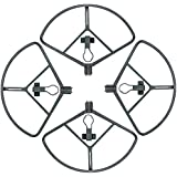 Ultimaxx Quick Release Propellers Guards For DJI Mavic - Set of (4) Drone Propeller Guards - Easy-Install