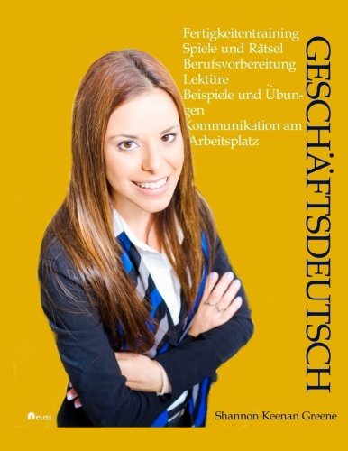 Geschaeftsdeutsch (German Edition)