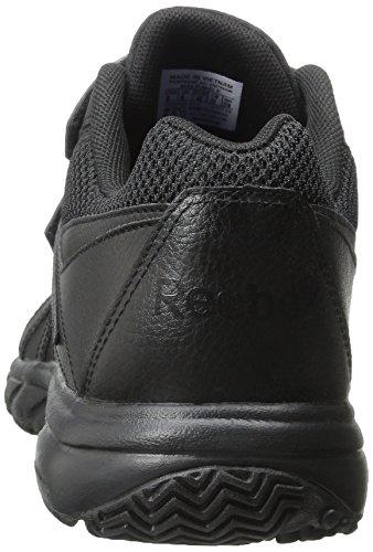 Reebok Mens Work N Cushion KC 2.0 Walking Shoe Black/Black - Wide E OGZrh5V8JX