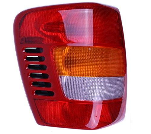 Jeep Grand Cherokee Tail Light - Left Rear Back