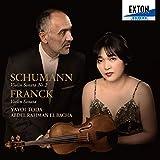 Yayoi Toda / Abdel Rahman El Bacha - Franck: Violin Sonata, Schumann: Violin Sonata No.2 [Japan CD] OVCL-555