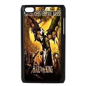 DIY Printed Avenged Sevenfold cover case For Ipod Touch 4 BM9900445