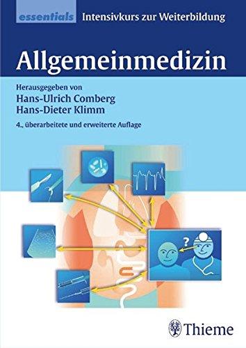 Allgemeinmedizin (Reihe, INTENSIVKURS WB)