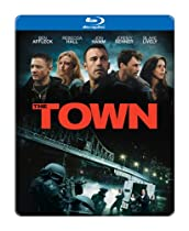 The Town (Blu-ray SteelBook)  Directed by Ben Affleck