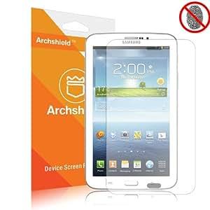 Archshield - Samsung Galaxy Tab 3 Lite 7.0 Premium Anti-Glare & Anti-Fingerprint (Matte) Screen Protector 3-Pack - Retail Packaging (Lifetime Warranty)