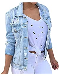 Womens Denim Jackets | Amazon.com