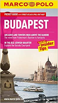 Budapest Marco Polo Pocket Guide (Marco Polo Travel Guides)