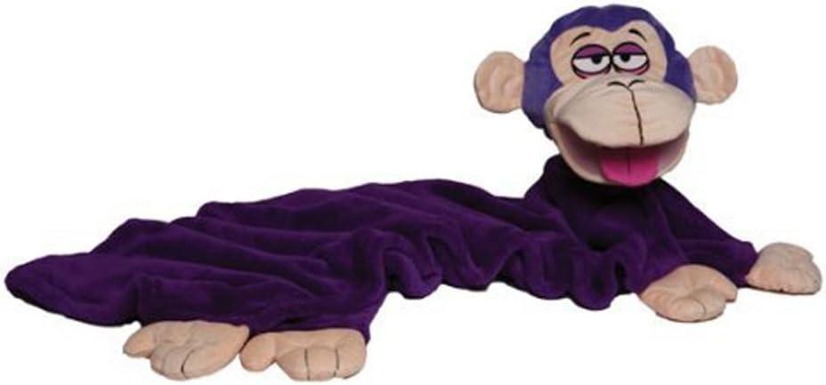 Snuggle Pets Cuddleuppets AFFE, Lila: : Spielzeug
