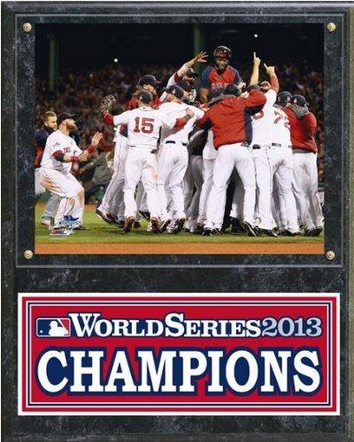 Boston Red Sox 2013 World Series Championship Plaque 12