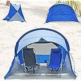 Deluxe Lightweight Beach Cabana / Shelter UPF 55+
