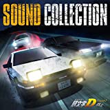 SHIN GEKIJO BAN INITIAL D LEGEND 2 -TOSO- SOUND COLLECTION