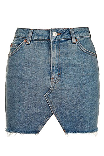 Summer Jean En Taille Femmes Dcollet Blue Jupe Haute Denim Occasionnel Minijupes Suvotimo AqzS5xS