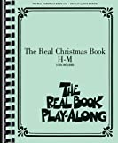 The Real Christmas Book Play-along, Vol. H-M, , 145841552X