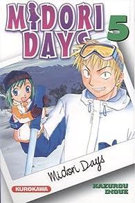 Midori Days, Tome 5 par Kazuro Inoue