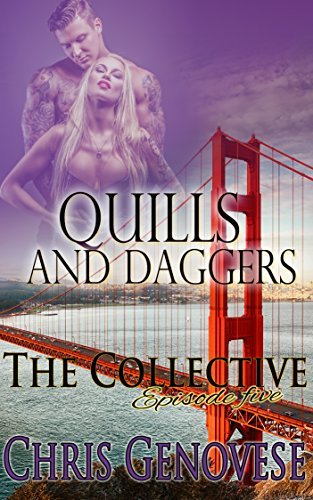 Ivory Dagger - Quills and Daggers - A Second Chance at Love Romance: The Collective - Season 1, Episode 5