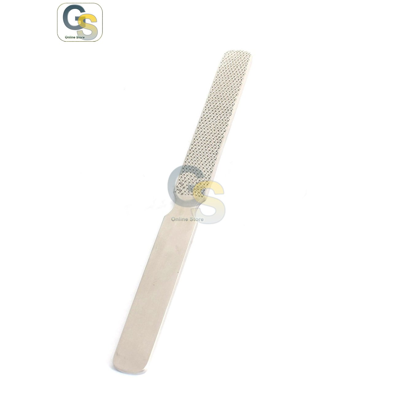 G.S ORTHOPEDIC BONE FILE AND RASP 20MM, 22CM