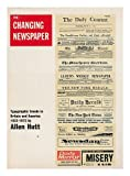 The Changing Newspaper, Hutt, Allen, 0900406224