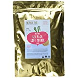 Red Maca Powder - Raw, Certified Organic, Fair Trade, GMO-Free, Fresh Harvest From Peru, Gluten Free Vegan and Raw, 111 Servings, 2.2 Lb