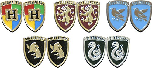 Harry Potter Crest Earrings Pair product image