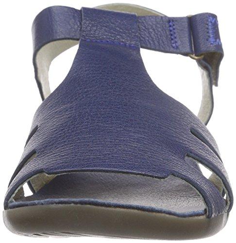 FLY London Fely622fly - Sandalias de Gladiador Mujer Azul - Blau (BLUE 002)