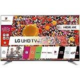 LG 60 inch 4K Ultra HD Smart TV WebOS (2016 Model) - Silver