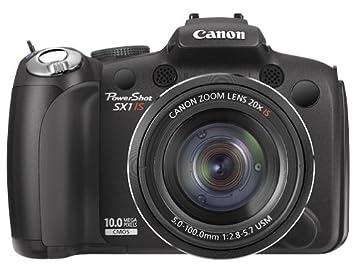 Canon PowerShot SX1 IS - Cámara Digital Compacta 10 MP