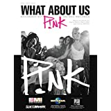 SheetMusic What About Us - Pink (PVG)