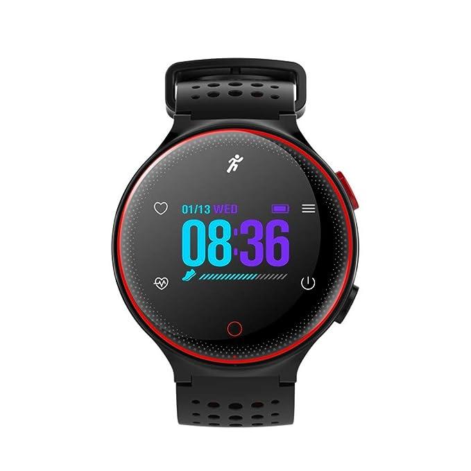 Amazon.com: Start_wuvi X2 Sports Smart Watch Heart Rate ...
