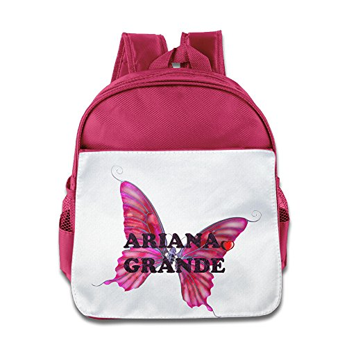 Price comparison product image Mooy Ariana Grand Toddler Kid Pre School School Bag Pink