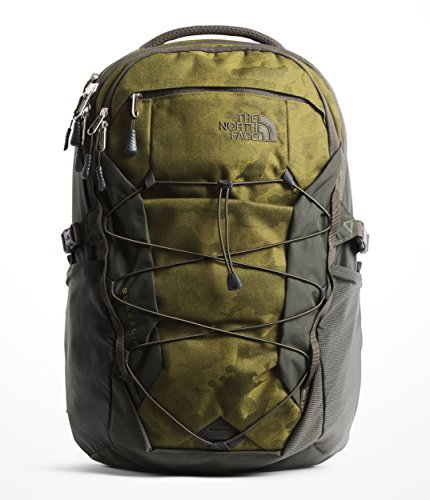 The North Face Borealis - Fir Green Camo Print & New Taupe Green - OS (Taupe Camo New)
