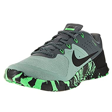 Nike Mens Metcon 2 Synthetic Cannon/Black Rg Green Drk Gry  Trainers - 10 D(M) US