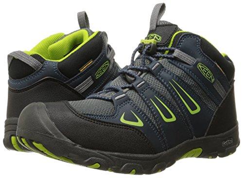 Pictures of KEEN Oakridge Mid WP Shoe (Little Kid/Big Kid) 4 M US Boy 4