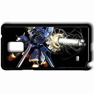 Personalized Samsung Note 4 Cell phone Case/Cover Skin Anarchy Reigns Black